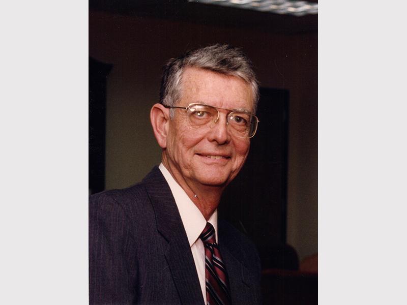 Photo of James E. Stice