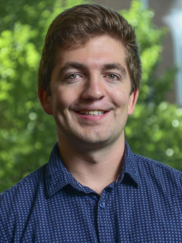 headshot of Ben Stacy