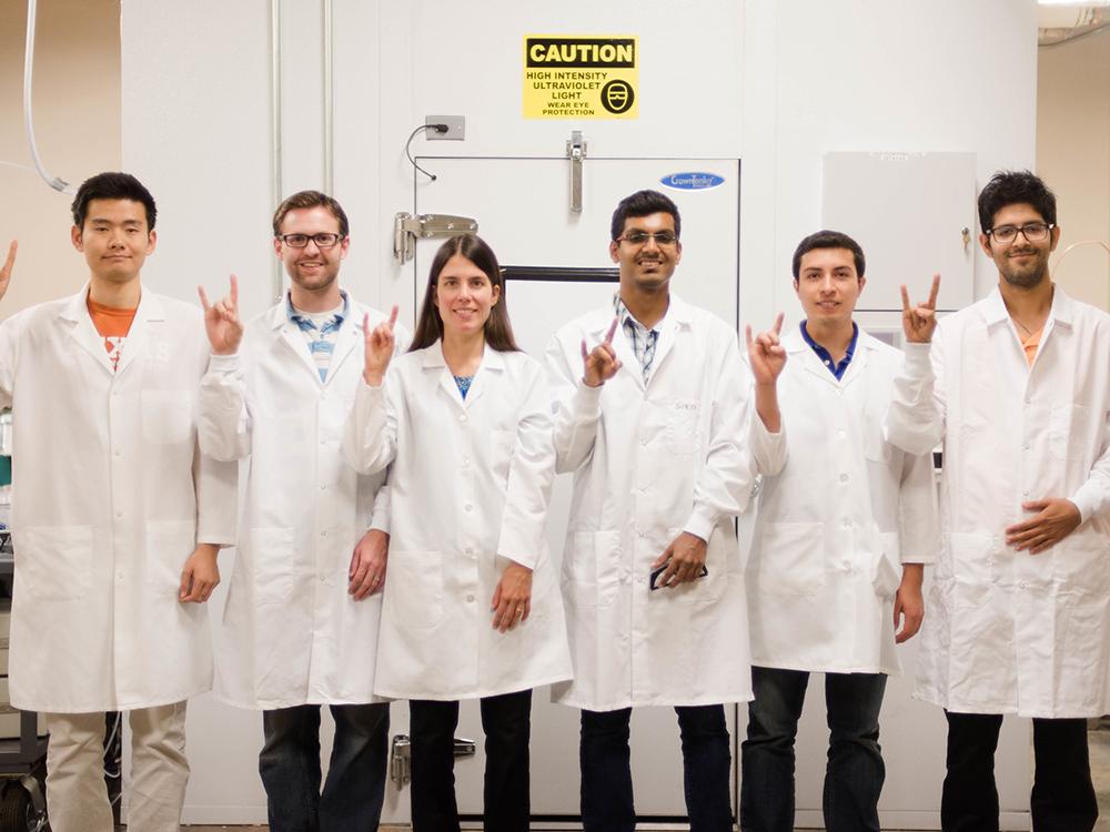 hildebrandt ruiz lab group hookem